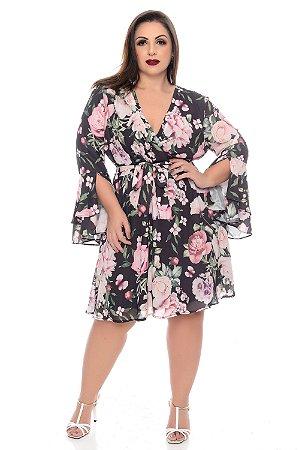 Vestido Plus Size Rhona