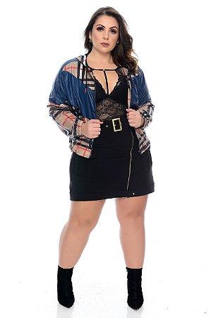 Jaqueta Plus Size Solana