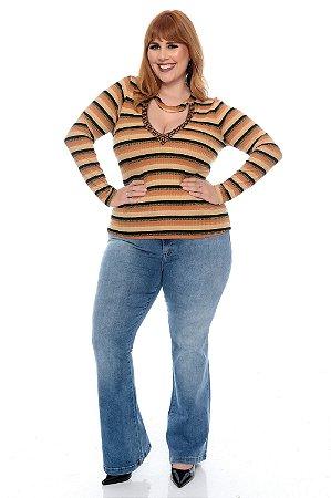 Blusa Plus Size Chelle