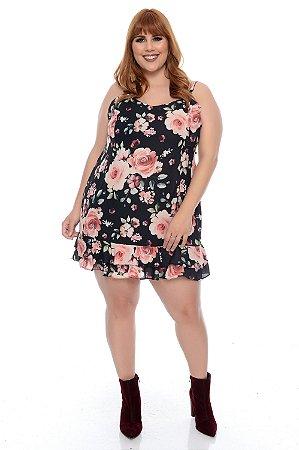 Vestido Plus Size Thassy