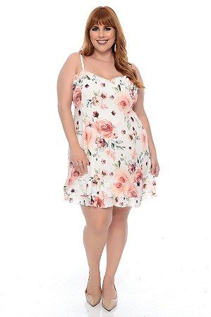 Vestido Plus Size Tirza