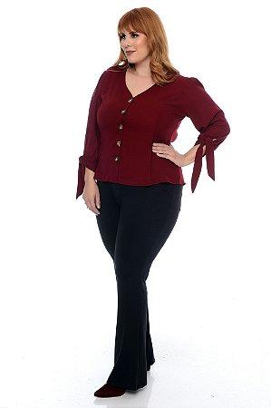 Camisa Plus Size Aryssa