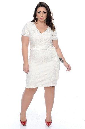 Vestido Plus Size Gleika