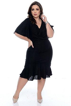 Vestido Plus Size Eneli