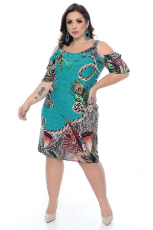 Vestido Plus Size Laylla