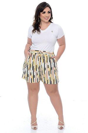 Shorts Plus Size Liliana