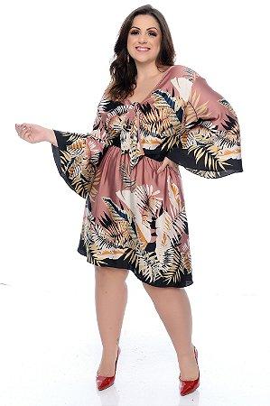Vestido Plus Size Mazala
