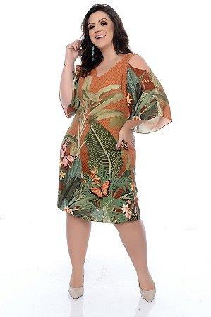 Vestido Plus Size Diulia