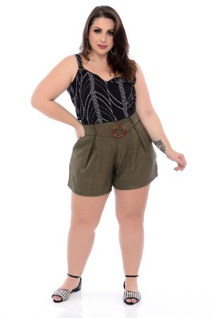 Blusa Plus Size Vivian