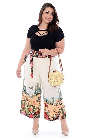 Blusa Plus Size Nahh