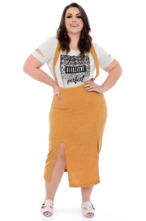 Blusa Plus Size Norma