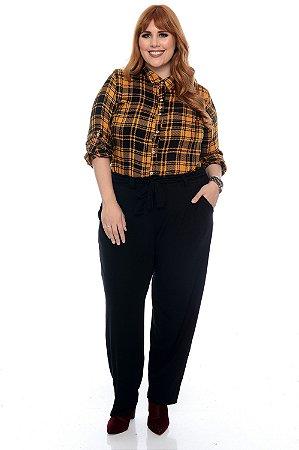 Calça Plus Size Katmy