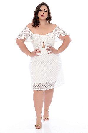 Vestido Plus Size Naharis