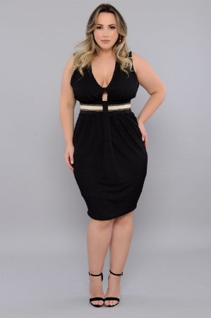 Vestido Plus Size Therese