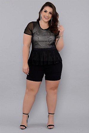 Blusa Plus Size Madden