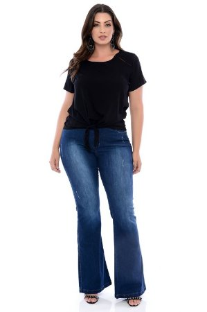 Blusa Plus Size Megi