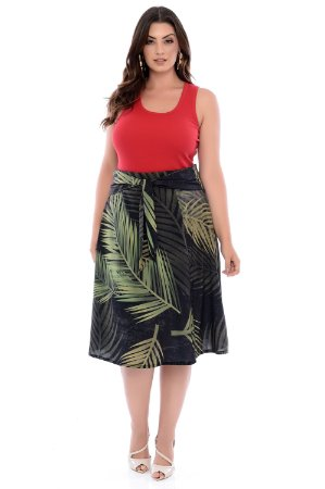 Regata Plus Size Abbi
