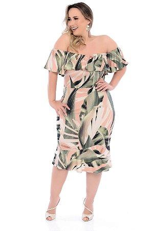 Vestido Plus Size Milena