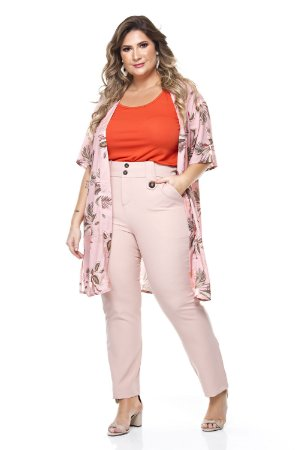 Regata Plus Size Hoa