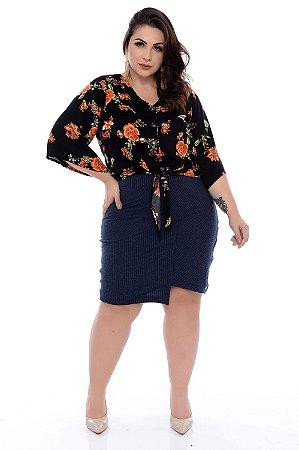 Blusa Plus Size Indiana