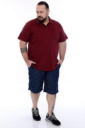 Bermuda Jeans Plus Size Dean