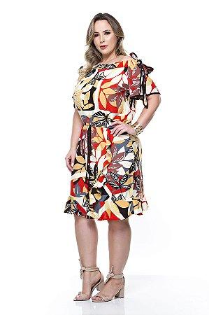 Vestido Plus Size Rossana