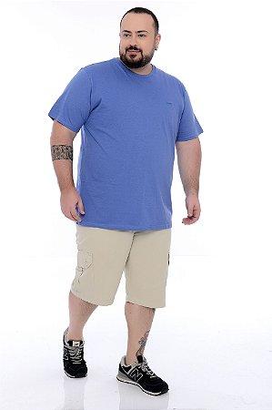 Camiseta Plus Size Anielo