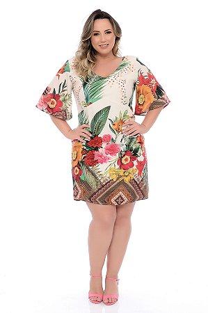 Vestido Plus Size Kaylee