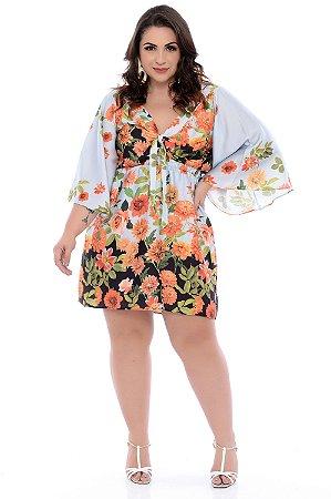 Vestido Plus Size Kelcie