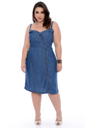Vestido Plus Size Katlyn