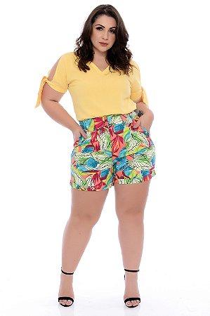 Blusa Plus Size Kiah