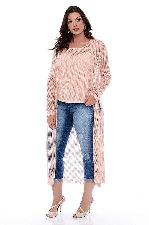 Calça Jeans Skinny Plus Size Kerri