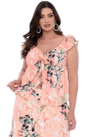 Blusa Plus Size Joanne