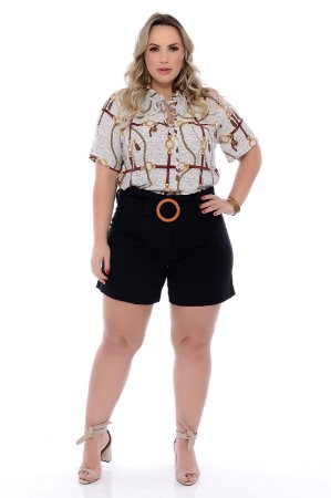 Shorts  Plus Size Johana