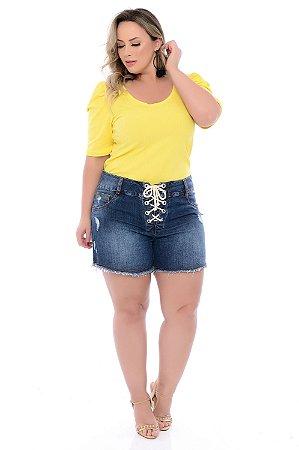 Blusa Plus Size Redha