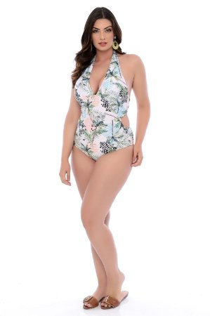 Maiô Plus Size Formosa