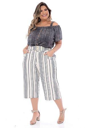 Blusa Plus Size Lunna