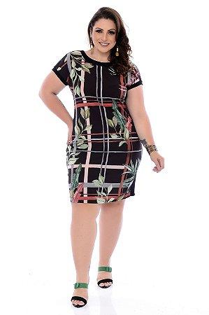 Vestido Plus Size Lordana