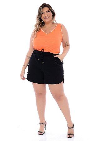 Shorts Jogger Plus Size Jianna