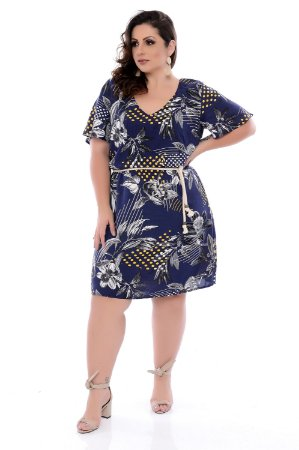 Vestido Plus Size Lucilla