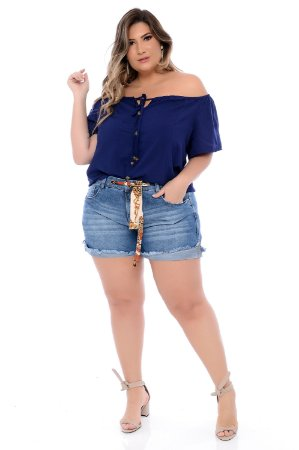 Blusa Plus Size Marana