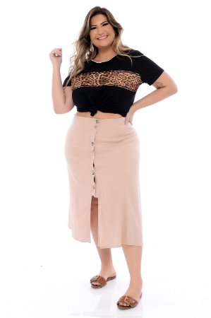 Blusa Plus Size Kamile