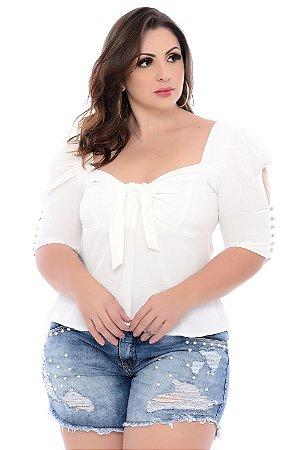 Blusa Plus Size Chaline
