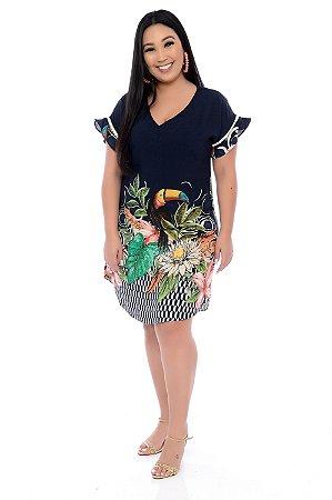 Vestido Plus Size Airla