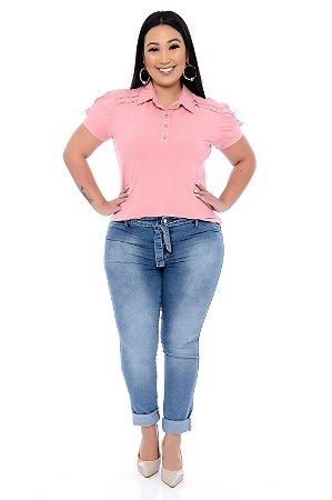 Calça Clochard Plus Size Aikha