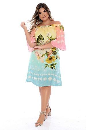 Vestido Plus Size Alisha