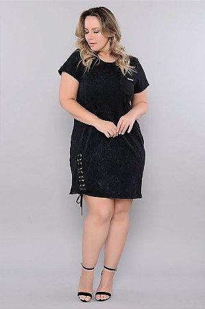 Vestido Plus Size Zaine