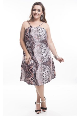 Vestido Plus Size Mariliza