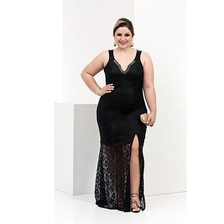 Vestido Plus Size Petra Luxo