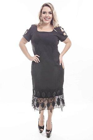 Vestido Plus Size Emily